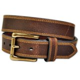 N2710602 Men's Nocona Brown HD Xtreme Belt