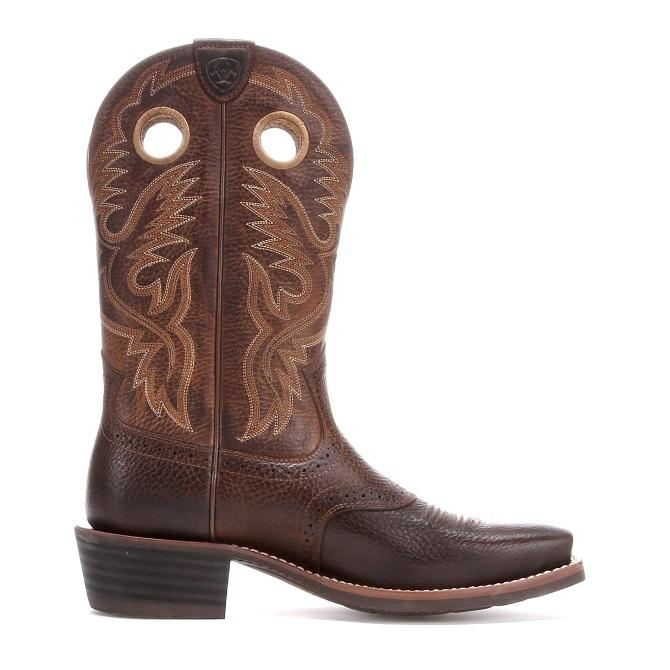 Ariat Heritage Roughstock Cowboy Boot