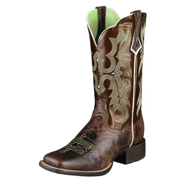 10005867 Women's Ariat Tombstone Cowboy Boot