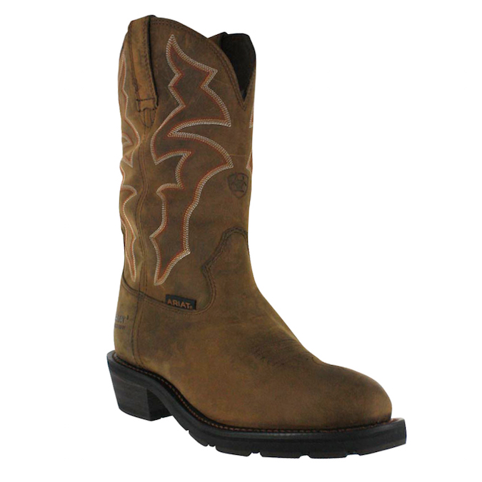 10006299 Men's Ariat Ironside H2O Work Boot