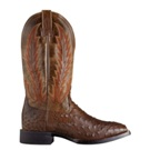 10006965 Men's Ariat Quantum Brander Full-Quill Ostrich Boot