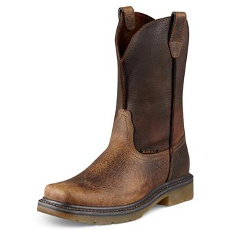 10008642 Men's Ariat Rambler Work Pull on Steel Toe Work Boot