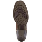 10010175 Women's Ariat Brown County Line Cowboy Boots