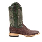10010298 Men's Ariat Nitro Caiman Belly Roper