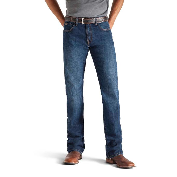 10010848 Men's Ariat Heritage Classic Dark Stone Wash Denim Jean