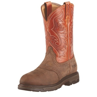 10010896 Men's Ariat Workhog Pull-on Work Boot