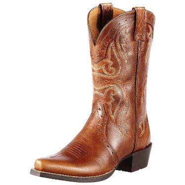 10010912 Children's Ariat Heritage X Toe Cowboy Boot