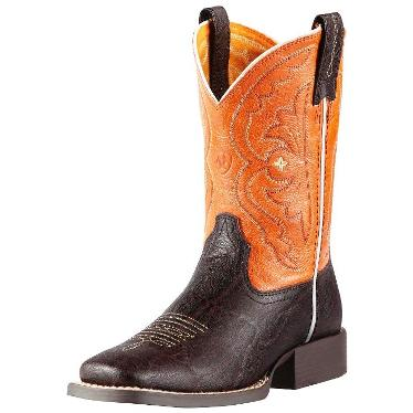 10010915 Children's Ariat Quickdraw Roper
