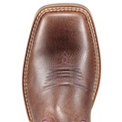 10010930 Women's Ariat Showbaby Peace Roper Cowboy Boot
