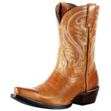 10010974 Women's Ariat Willow Toasted Wheat Cowboy Boot