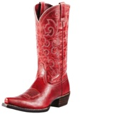 10010978 Women's Ariat Redwood Alabama Cowboy Boot