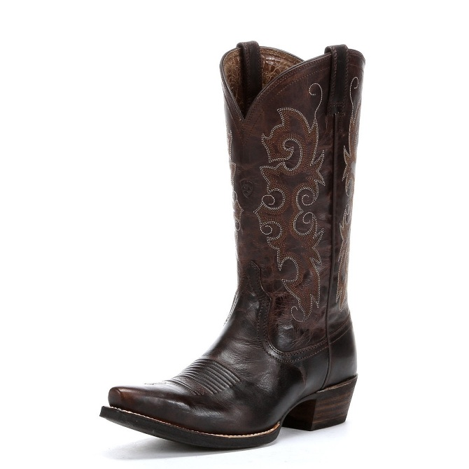 10010979 Women's Ariat Alabama Cowboy Boot