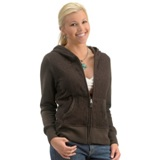10011605 Women's Ariat Trina Lace Overlay Hooded Jacket