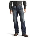 10011749 Men's Ariat M4 Boundry Busted Jean