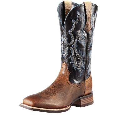 10011785 Men's Ariat Tombstone Roper Cowboy Boot