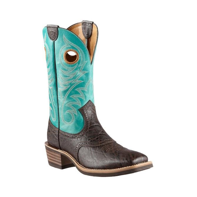 c0e74142c9e Ariat Heritage Roughstock WST Cowboy Boot