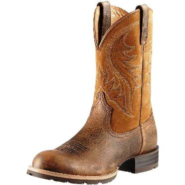 10011815 Men's Ariat Hybrid Rancher Roper Boot