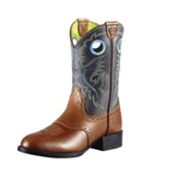 10011910 Children's Ariat Heritage Stockman Cowboy Boot
