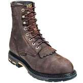 "10011939 Men's Ariat Workhog 8"" H2O Work Boot"