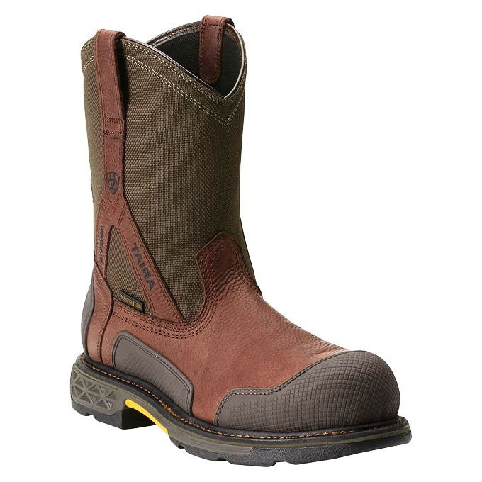 10012944 Men's Ariat Overdrive XTR Steel Toe Waterproof Boot