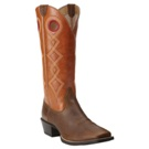 10014057 Men's Ariat Sport Buckaroo Wide Square Toe Cowboy Boot
