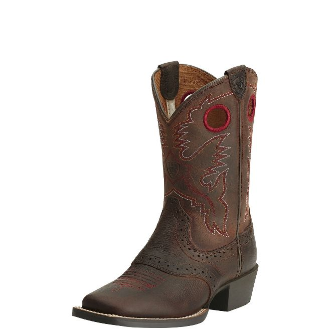 10014101 Child's Cowboy Boots Roughstock