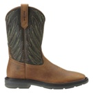 10014228 Men's Ariat Maverick Wide Square Toe Pull on Boot
