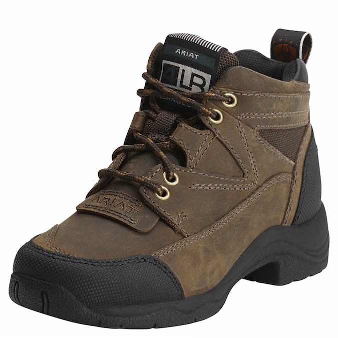 10015199 Kids Ariat Terrain Lace Up Boot