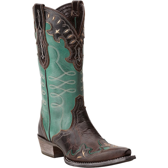 10015347 Women's Ariat Zealous Cowgirl Boot