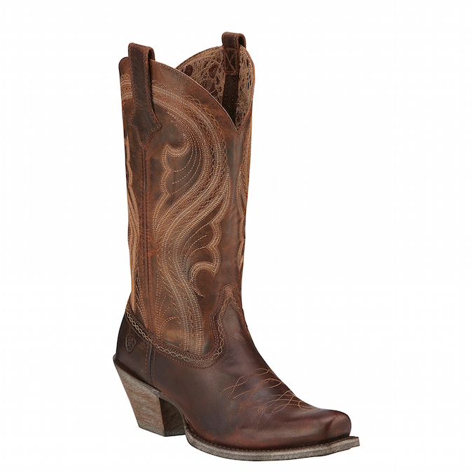 10016357 Women's Ariat Lively Cowboy Boot