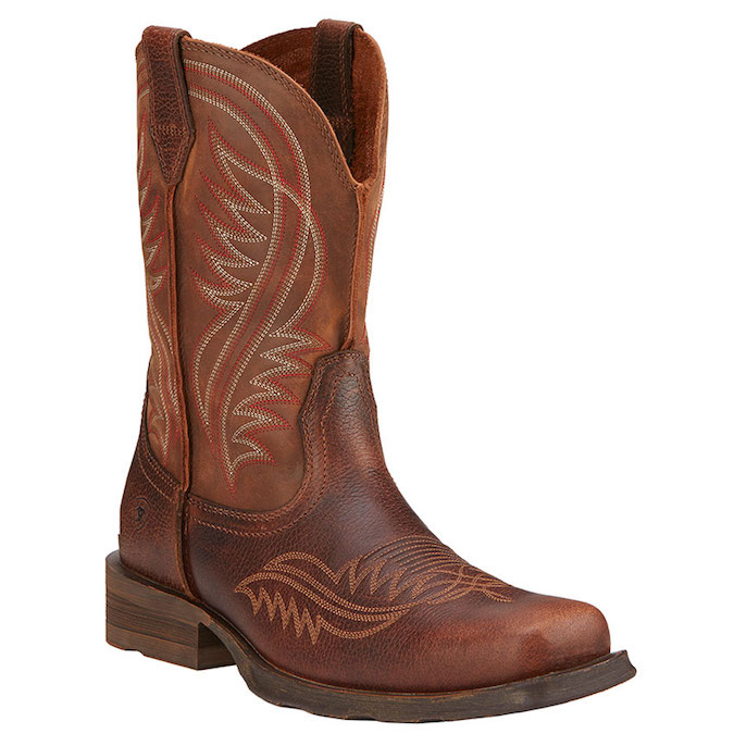 10016367 Men's Ariat Rambler Revival Roper Boot
