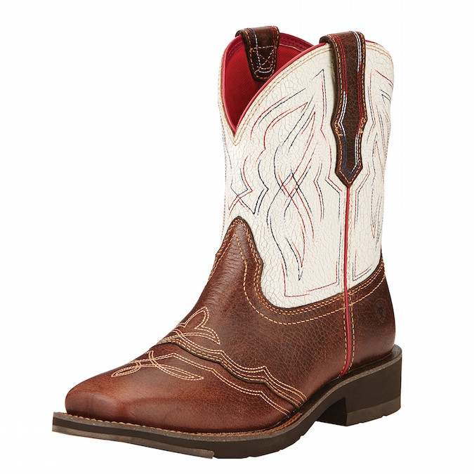 10017423 Women's Ariat Ranchbaby II Cowgirl Boot