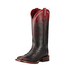 10018509 Women's Ariat Ombre Wide Square Tow Cowboy Boot