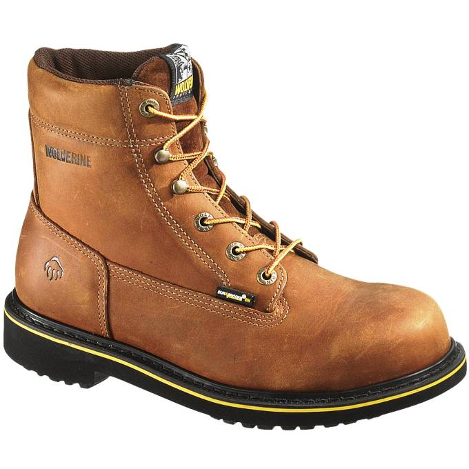 "10099 Men's Wolverine Foster Durashocks 6"" Work Boot"