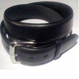 "1011 Men's 3D 1 1/2"" Black Western Basic Belt"