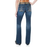 10MWZMT Women's Wrangler Premium Patch Mae Jeans with Booty Up