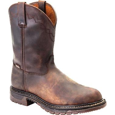 1108 Men's Rocky Original Ride Roper Western Work Boot