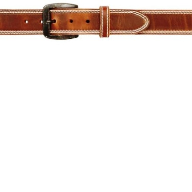 "1131 Men's 3D 1 1/2"" Dark Brown Western Gun Belt"