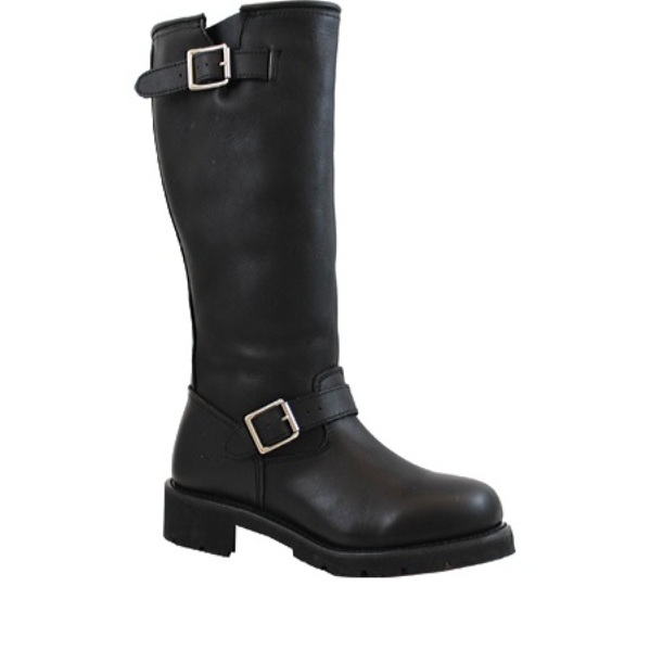 1443 Men's AdTec Black Engineer Boot