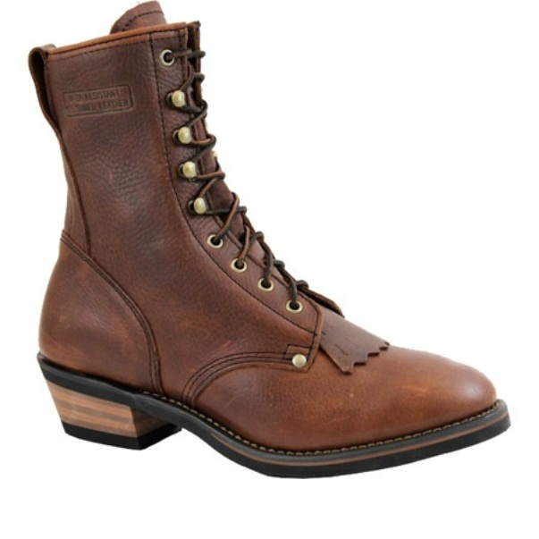 1173 Men's AdTec Brown Packer Boot