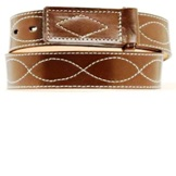 N12100002 Men's Nocona Brown Mechanic's Belt