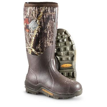"FLD-MOB Men's Fieldblazer 15"" MossyOakCamo All-Terrain Muck Boot"