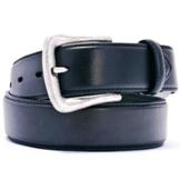 N1410801 Men's Nocona Basic Black Western Belt