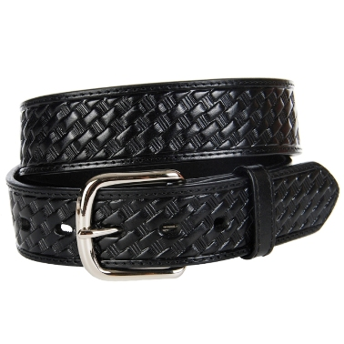 "1551 Men's 3D 1 1/2"" Black Western Belt"