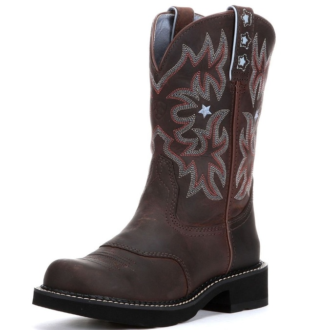 16720 Women's Ariat Probaby Roper Cowboy Boot