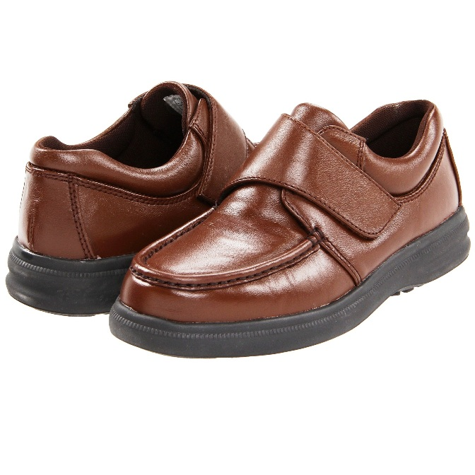 18801 Men's Hush Puppy Gil Tan Oiled Nappa Shoe