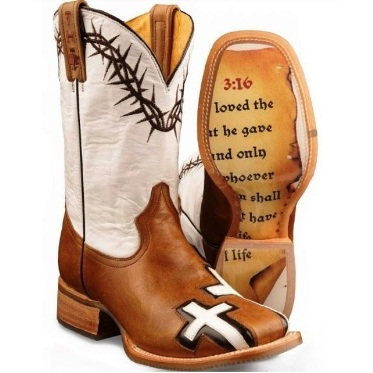 1421007180BR Women's Tin Haul Between 2 Thieves Cowboy Boot