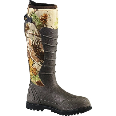 200500 Men's Lacrosse Alpha Lite Realtree Hunting Boots