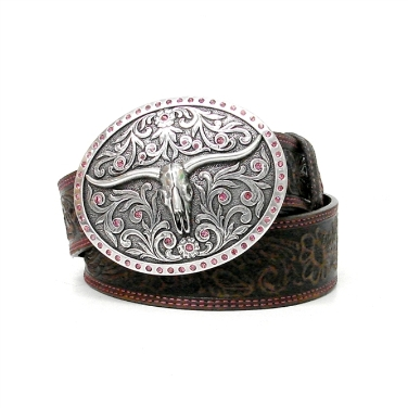 C21008 Women's Justin Southern Jewel Belt