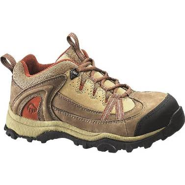 2220 Women's Wolverine Maggie Steel Toe Lace-Up Oxford Shoe